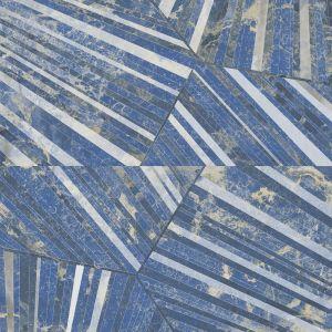 Bolivian Blue 玻利維亞藍 | 圖案一 | 900(L) x 900(W) x 11(Thk) mm